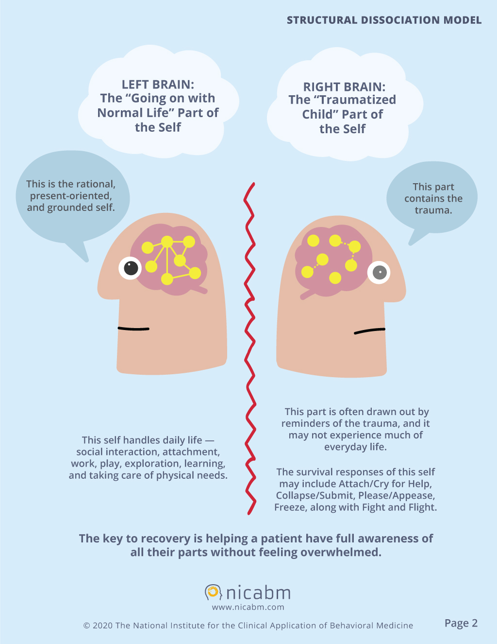 Managing Stress and Anxiety Infographic