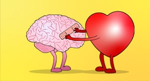 compassionate heart treats traumatized brain